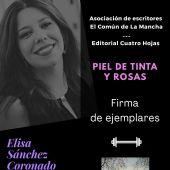 """Firma de ejemplares """"Piel de Tinta y Rosas"""""""
