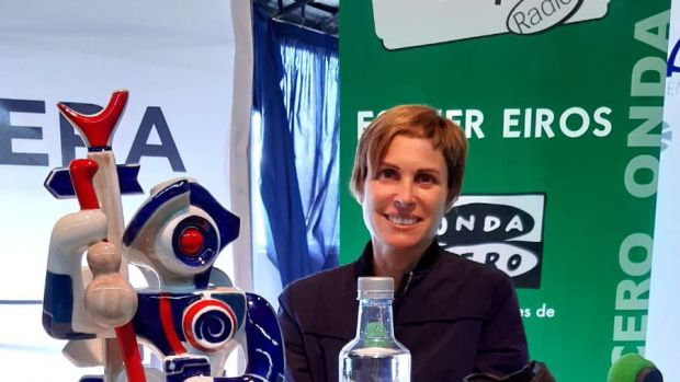 """Nava Castro, directora general de Turismo de la Xunta: """"Somos un destino que está siempre en contacto con la naturaleza, los espacios verdes y el turismo rural"""""""