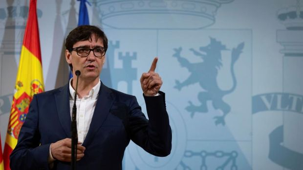 """Salvador Illa pide a Madrid replantearse las medidas y """"escuchar a la ciencia"""""""