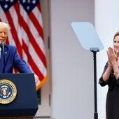Donald Trump propone a Amy Coney Barrett para el Tribunal Supremo
