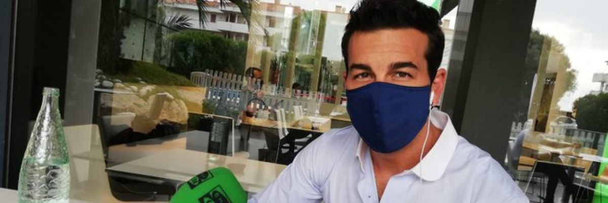 """Mario Casas: """"El vértigo en esta profesión es constante"""""""