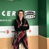 La bielorrusa Sveta Barkun es entrenadora del Club Patinaje Elche.