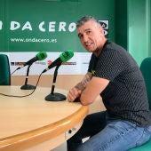 Manu Baeza, presidente del Club Triatlón Baeza.