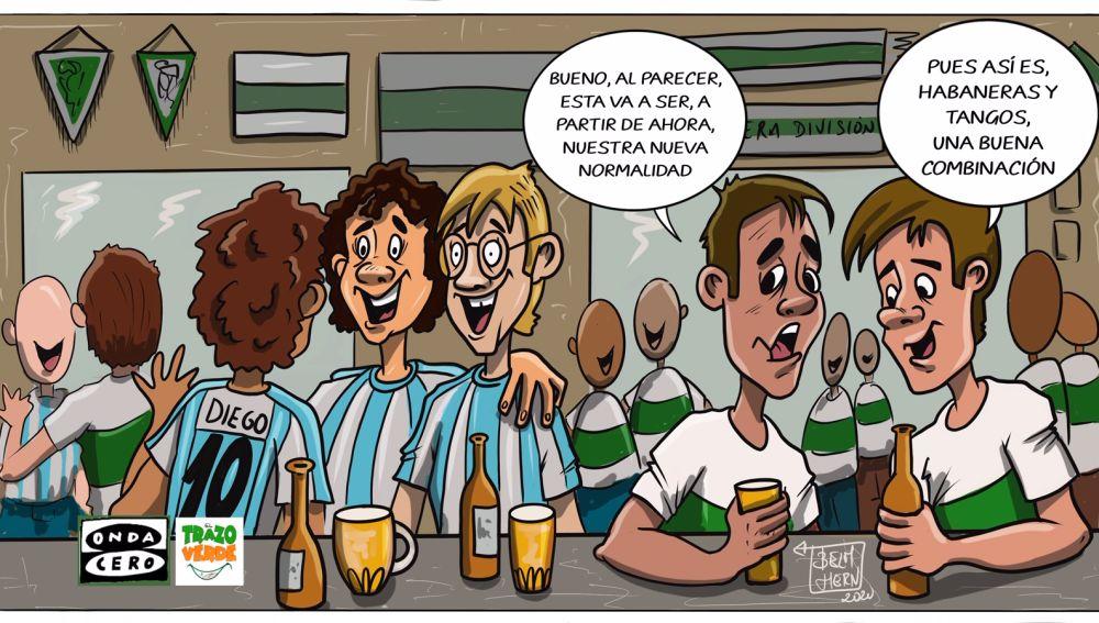 El Elche CF, de la mano de Christian Bragarnik, suma seis jugadores y el cuerpo técnico con acento argentino.