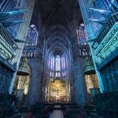 Interior de la Catedral de León