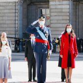 laSexta Noticias 14:00 (12-10-20) Un 12-O marcado por las críticas de Podemos a la monarquía y la tensión política por el coronavirus