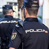 Patrulla de Policía Nacional
