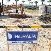 Obras en San Fernando