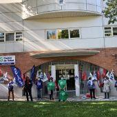"""Concentración en el centro de salud """"Cuenca III"""""""