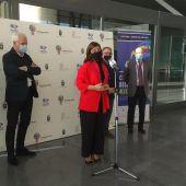 """El Aeropuerto de Ciudad Real celebra el foro """"Business Market"""""""