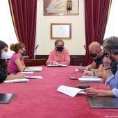 Reunión de la Junta de Personal