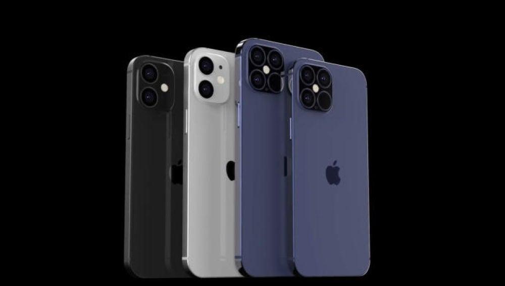 Los nuevos dispositivos de Apple.