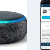 ¿Cómo puedo escuchar en directo Onda Cero en Alexa?