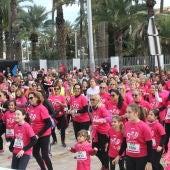 Carrera contra el cáncer de mama 2019