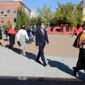 El campus de Ciudad Real ha celebrado hoy el acto de apertura del curso académico