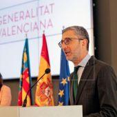 Arcadi España, conseller de Obras Públicas