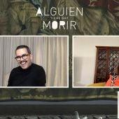 Carmen Maura y Manolo Caro, actriz y creador de 'Alguien tiene que morir', en su entrevista con Kinótico