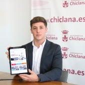 José Alberto Cruz, delegado de Juventud de Chiclana