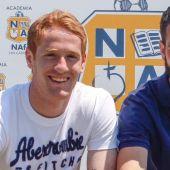Nacho y Álex Fernández.