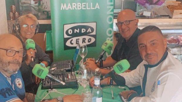 La Gastronomía en Onda Cero. Patrocinado por Sabor a Málaga, el sabor que nos une. Marca promocional de la Diputación de Málaga