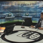 VÍDEO Entrevista a David Aganzo en El Transistor 15/10/2020