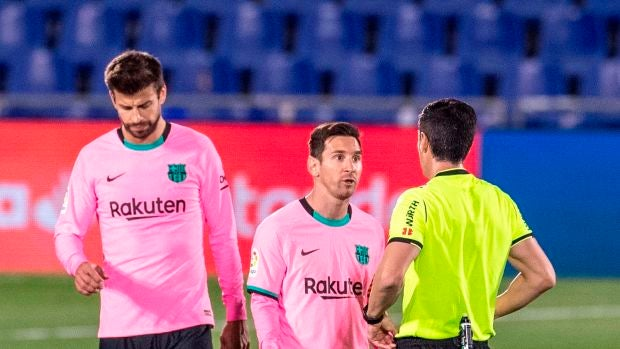 El sanedrín: ¿En qué ha fallado el Barcelona frente al Getafe?