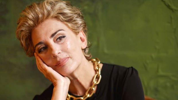 """Isabel Ordaz estrena en diciembre 'El Beso': """"Yo ejercito el optimismo como el que va al gimnasio"""""""