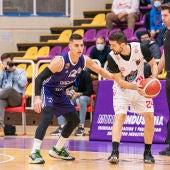 Mikel Uriz el mejor del COB en Valladolid
