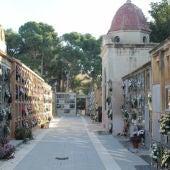 Cementerio Viejo de Elche.