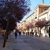 Calle Libreros, Alcalá de Henares