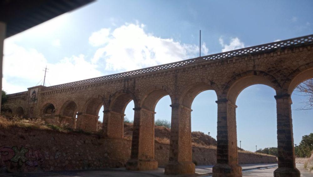 Acueducto Riegos de Levante en Elche.