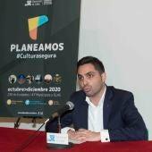El diputado Antonio González