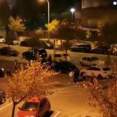 Onda Cero accede al vídeo de los agresores huyendo tras propinar una paliza a un joven en Boadilla