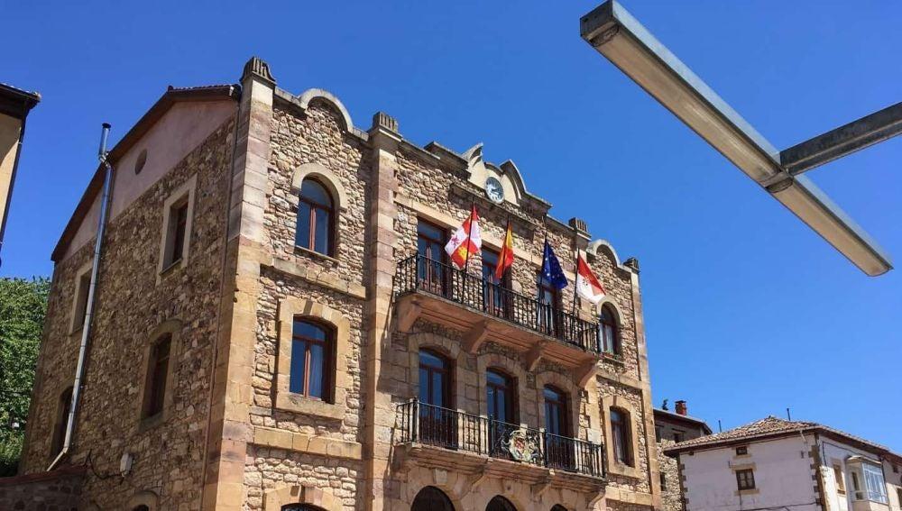 El Ayuntamiento de Barruelo recomienda no entrar ni salir de la zona