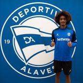 Tavares, jugador del Deportivo Alavés