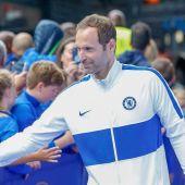 Petr Cech, portero del Chelsea.