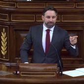 Moción de censura: acusaciones de mentir entre Pedro Sánchez y Santiago Abascal con el PP de testigo
