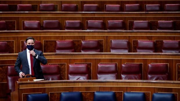 """Las preguntas de Amón: """"¿Puede decirse que al final Santiago Abascal se ha hecho la moción contra sí mismo?"""""""