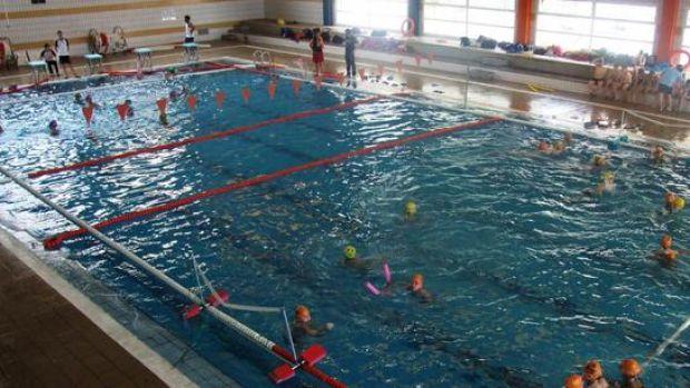 Imatge d´arxiu de la piscina municipal Yurema Requena.