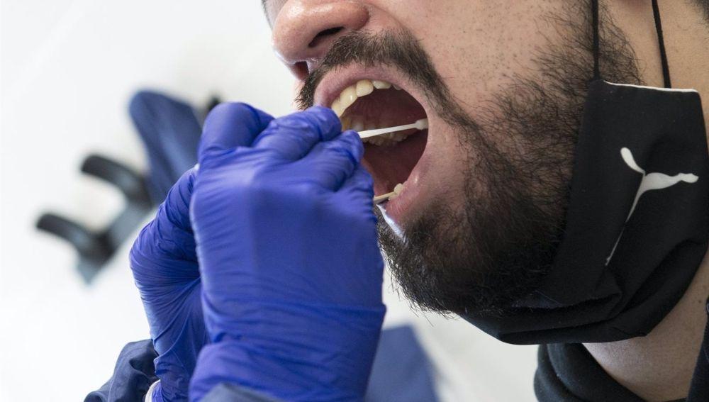 La provincia de Ciudad Real registró algo menos de un centenar de nuevos casos positivos