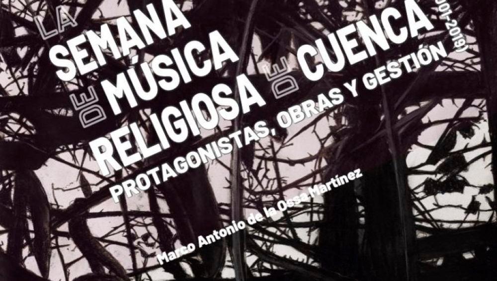 La cubierta recoge una fotografía editada digitalmente por Santiago Torralba del cartel de la 59 SMR
