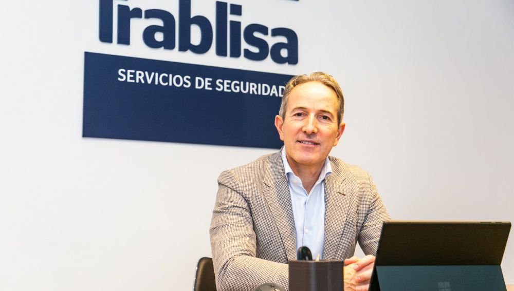 Alberto Bordoy, CEO de Trablisa