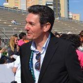 José Luis Berenguer, concejal de deportes.