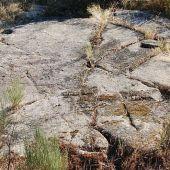Atopado un lagar rupestre en A Golpilleira