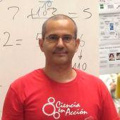 Antonio Guirao, profesor Física (UMU)