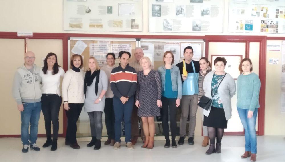 Concesión de un nuevo proyecto Erasmus + al IES Francisco García Pavón de Tomelloso