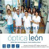 Sagunto Optica León