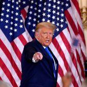 Donald Trump levanta la sospecha de fraude en las elecciones de Estados Unidos
