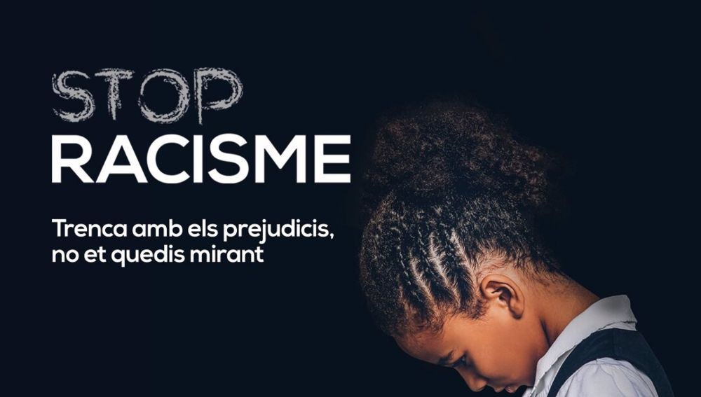 Cort lanza la campaña 'Stop Racisme' para mejorar la detección de casos de racismo y xenofobia