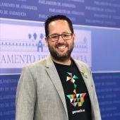 José Ignacio García, portavoz de Adelante Andalucía